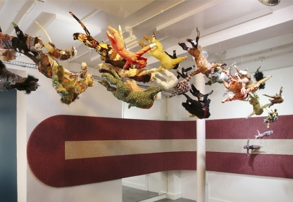 Catwalk, T. Chisato store, 2005